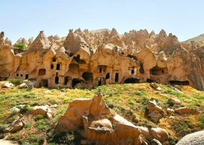Fairy Chimneys and Magic Valleys