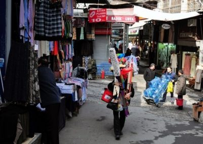 Backstreets of Istanbul